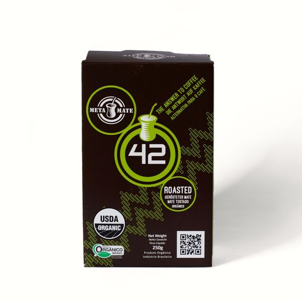 "Meta mate ""42"" Roasted 250 g, luomu"